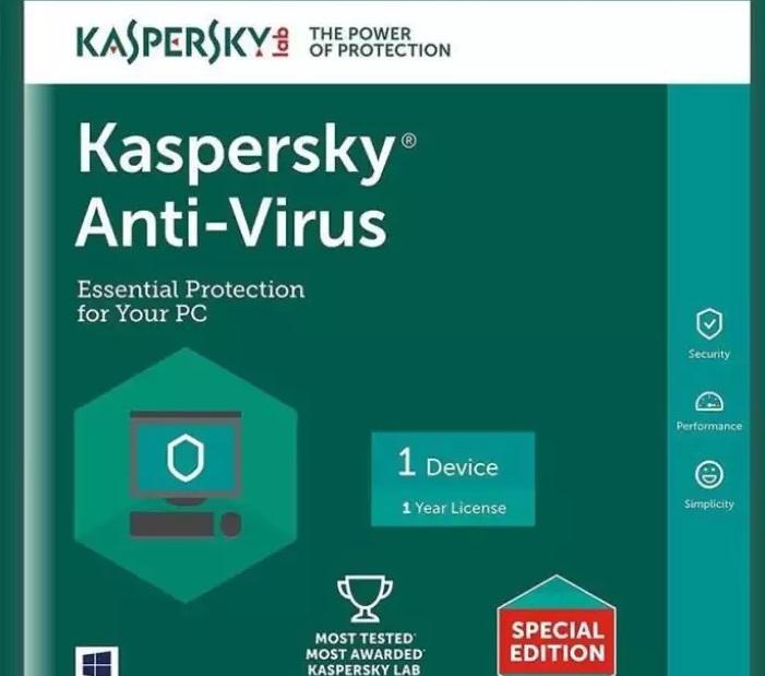 Cài đặt Kaspersky