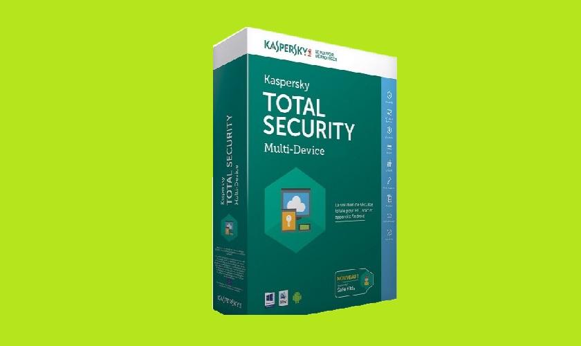 Kaspersky Total Security bản quyền