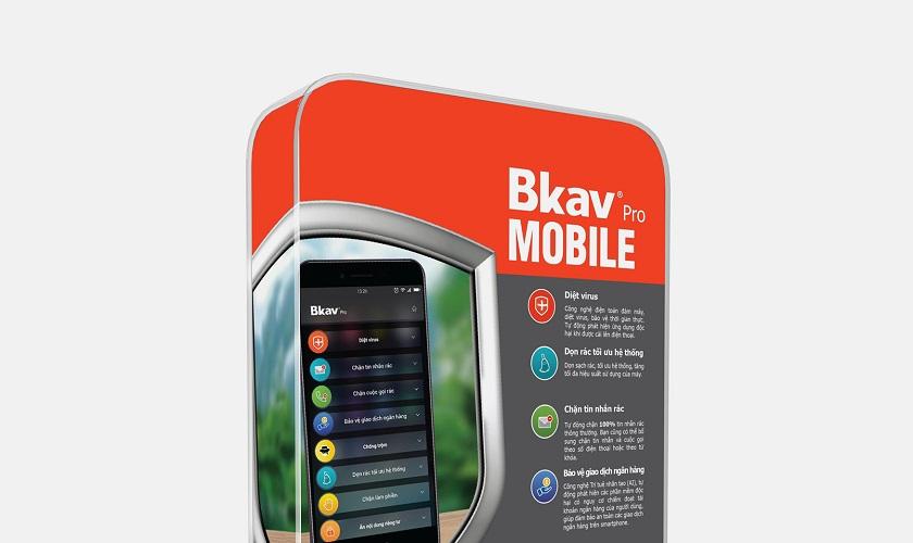 Phần mềm diệt Virus Bkav Pro Mobile